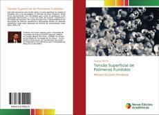 Обложка Tensão Superficial de Polímeros Fundidos