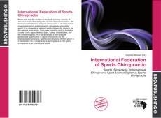 Capa do livro de International Federation of Sports Chiropractic