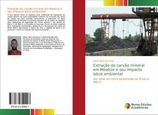 Portada del libro de Extração do carvão mineral em Moatize e seu impacto sócio ambiental