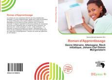 Capa do livro de Roman d'Apprentissage