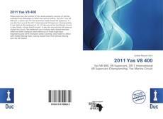 Capa do livro de 2011 Yas V8 400