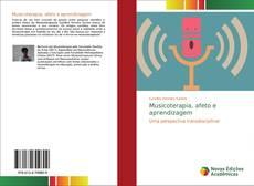 Copertina di Musicoterapia, afeto e aprendizagem