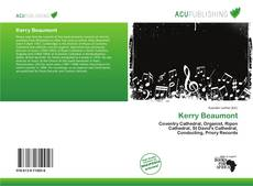 Bookcover of Kerry Beaumont