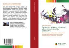 Обложка Da Democracia procedimental a Democracia Liquida-Cooperativa