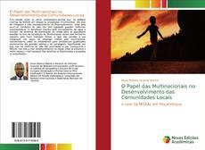 Bookcover of O Papel das Multinacionais no Desenvolvimento das Comunidades Locais