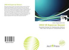 Couverture de 2002 V8 Supercar Season