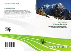 Bookcover of Cannes-Écluse