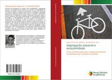 Capa do livro de Segregação espacial e acessibilidade