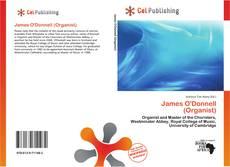 James O'Donnell (Organist) kitap kapağı