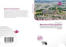 Museum of Occupations kitap kapağı