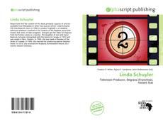 Обложка Linda Schuyler