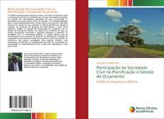 Copertina di Participação da Sociedade Civil na Planificação e Gestão do Orçamento