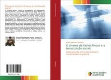 Bookcover of O cinema de Karim Aïnouz e a tematização social: