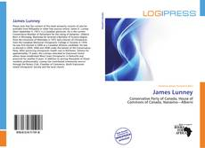Bookcover of James Lunney