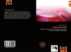 Borítókép a  Cyclo-draisine - hoz