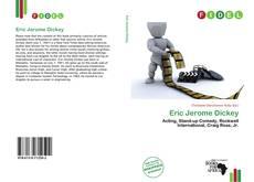 Eric Jerome Dickey kitap kapağı