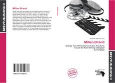 Couverture de Millen Brand