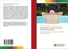Capa do livro de Qualidade de Vida do Idoso Institucionalizado