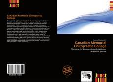 Capa do livro de Canadian Memorial Chiropractic College