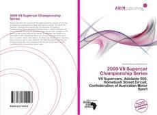 Capa do livro de 2009 V8 Supercar Championship Series