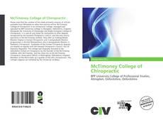 Capa do livro de McTimoney College of Chiropractic