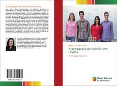 Capa do livro de A pedagogia do PARFOR em revista