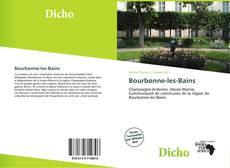Buchcover von Bourbonne-les-Bains