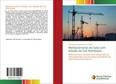 Capa do livro de Melhoramento de Solo com Adição de Cal Hidratada