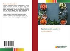 Bookcover of Festa infantil saudável