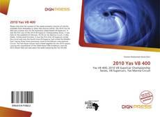 Capa do livro de 2010 Yas V8 400