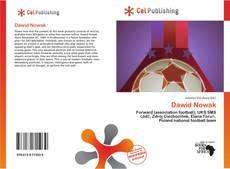 Dawid Nowak kitap kapağı