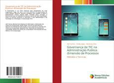 Borítókép a  Governança de TIC na Administração Publica: dimensão de Processos - hoz