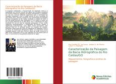 Borítókép a  Caracterização da Paisagem da Bacia Hidrográfica do Rio Caldas/GO - hoz
