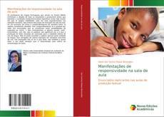 Capa do livro de Manifestações de responsividade na sala de aula