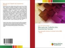 Обложка Mercado de Trabalho dos Assistentes Sociais