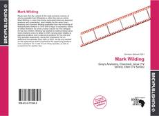 Bookcover of Mark Wilding