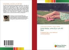 Capa do livro de Uma festa, uma Dj e um All Star