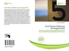 Bookcover of Five Power Defence Arrangements