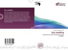 Bookcover of Dry needling