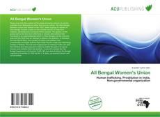 All Bengal Women's Union kitap kapağı