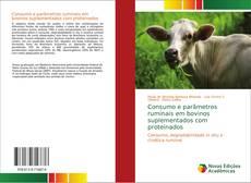 Обложка Consumo e parâmetros ruminais em bovinos suplementados com proteinados