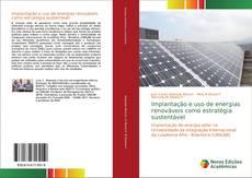 Portada del libro de Implantação e uso de energias renováveis como estratégia sustentável
