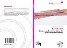 Farah Alvin kitap kapağı