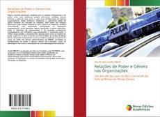 Capa do livro de Relações de Poder e Gênero nas Organizações