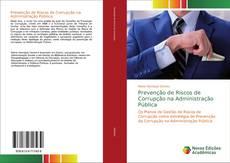 Buchcover von Prevenção de Riscos de Corrupção na Administração Pública