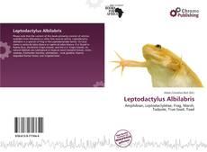 Couverture de Leptodactylus Albilabris