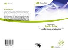 Buchcover von Martha Foley