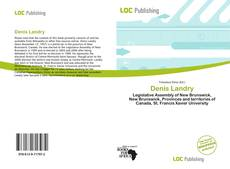 Buchcover von Denis Landry