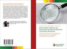 Portada del libro de Otimização Cinética da Produção de Biossurfactante Utilizando Resíduos