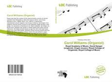 Обложка Carol Williams (Organist)